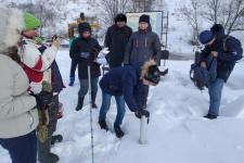3 полевой выезд Молодежной Географической школы «География: четыре сезона»