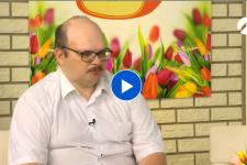 Степан Подоляко на утренней программе