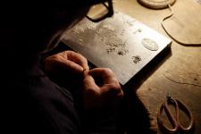 Дагестан, работа по серебру. Фото: Владислав Багно
