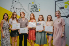 """Участники проекта """"Городские экскурсоводы"""" получили сертификаты об аттестации авторских экскурсий"""