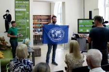 Андрей Лукомский презентует свое путешествие