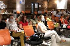 Встреча представителей индустрии туризма и гостеприимства Оренбургской области. Фото А. Лабазановой
