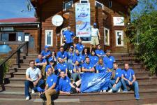 Участники слета на Байкале
