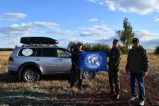 Степная экспедиция РГО в Троицком заказнике Челябинской области
