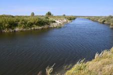 Река Тобол в Курганской области