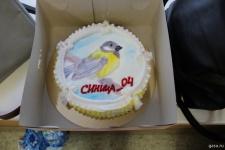 Торт для победителей викторины