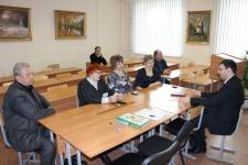 Встреча с Владимиром Павловичем Краснослободцевым