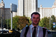 Член Томского отделения Русского географического общества Александр Ерофеев
