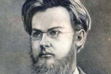 Великий русский учёный Владимир Иванович Вернадский в молодости