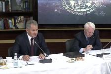 Заседание Медиаклуба Русского географического общества (18 октября 2017 года)