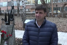 """Открытие """"Сквера полярников"""""""