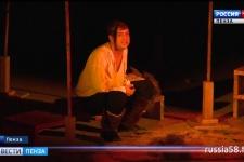 Спектакль о Лаврентии Загоскине выходит на большую сцену