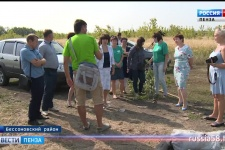 Проведен экологический пресс-тур в Бессоновский район