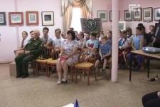 """Презентация книги """"Океан Кострома"""" в Буе"""