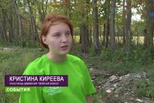 Активисты борются со стихийной свалкой в Бессоновке