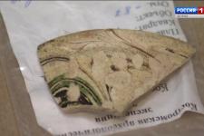 В Костромской области нашли старинные предметы европейской роскоши