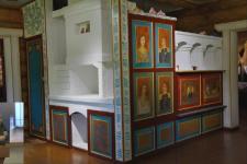 30.10.19. А. Лыскин (зодчество-6). Расписные дома Русского Севера (2)