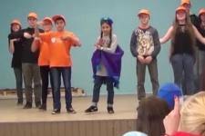 Фильм о проекте «Школа юных добровольцев»