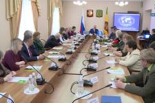 Новые проекты обсудили на Попечительском Совете с губернатором