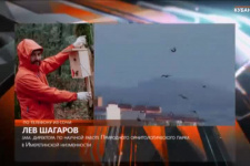Эксперты РГО обсудили последствия аномально теплой зимы для птиц в эфире телеканала «Кубань 24»