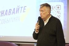 Полярник Александр Новиков из Санкт-Петербурга открыл Антарктиду для уральцев