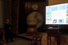 10.02.2015. В.Т. Соколов, А.П. Макштас, Л.М. Саватюгин «Высокоширотные арктические обсерватории (Баренцбург, Ледовая база «Мыс Баранова», Тикси)»