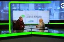 "Передача ""Зеленый меридиан"" (Алла Вазерова)"