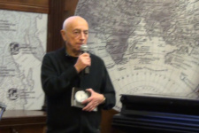 13.12.2016. Встреча с А. Городницким