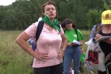 Геоэкологическая экспедиция в Мокшанский район
