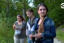 Активисты провели пресс-тур по Западной поляне