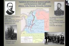 "Alexey Naumov ""Descubrimento de América Latina por los geógrafos rusos: bosquejos históricos"""