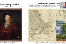 """Otfried Baume """"175 Jahre Russische Geographische Gesellschaft"""""""
