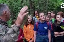 Пресс-тур по Арбековскому лесу