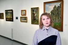 Искусство Урала: от материала к материи \ нетронутая природа