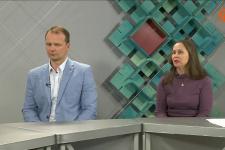"""Программа """"Время интервью"""". РГО"""