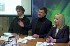 """Пресс-конференция проекта """"Юконский ворон"""""""