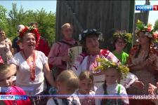 В Пензенской области прошёл фестиваль «Сурский Яръ»