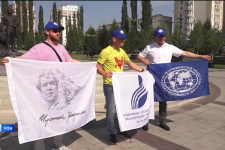 Группа альпинистов из Башкортостана отправилась в очередную экспедицию к пику Мустая Карима