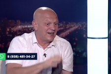 "Александр Иванов стал гостем программы телеканала ""Краснодар"""