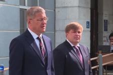 В Уфе открыли мемориальную доску в честь Валериана Альбанова