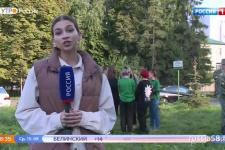 В Пензе проведена акция «День леса»