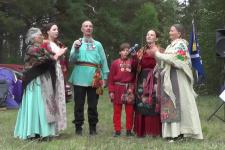 Фестиваль казачьей культуры 9 ч.