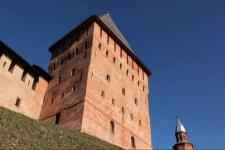 Чудеса России: Новгородский кремль