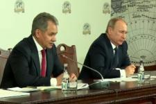Заседание Попечительского Совета РГО (27 апреля 2015 года)