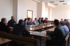 """Круглый стол """"Проблемы совершенствования системы ООПТ в регионах"""""""
