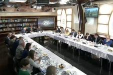 Пресс-конференция председателя Медиа-совета РГО (10 марта 2016 года)