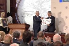 Заседание Попечительского Совета РГО (29 апреля 2016 года)