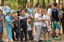 Юные участники фестиваля