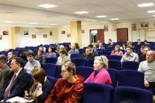 Заседание Саратовского отделения РГО