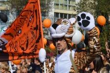 День тигра-2014. Фото: ''Земля леопарда''